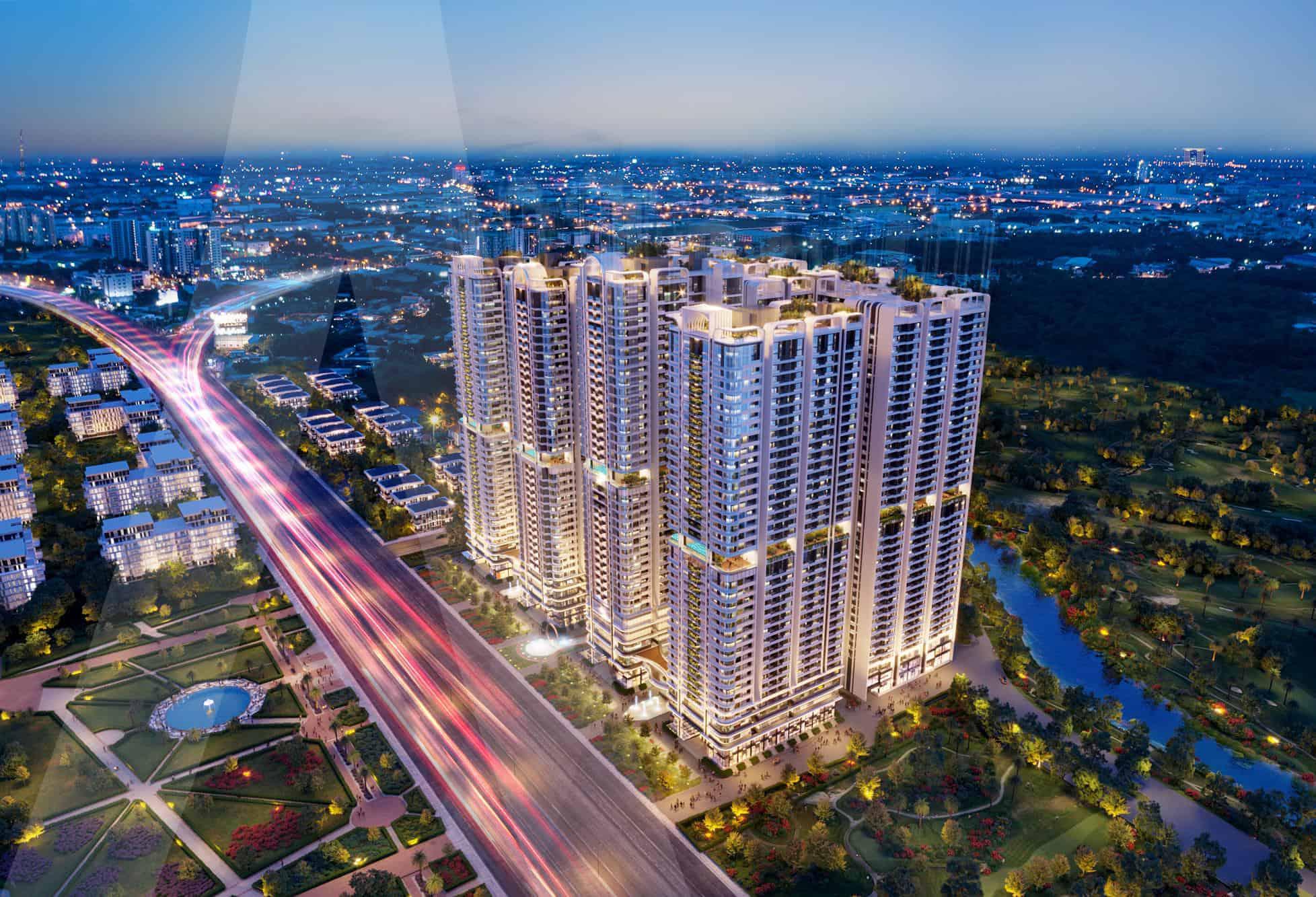 Xu hướng phát triển căn hộ cao cấp tại thị trường Bình Dương