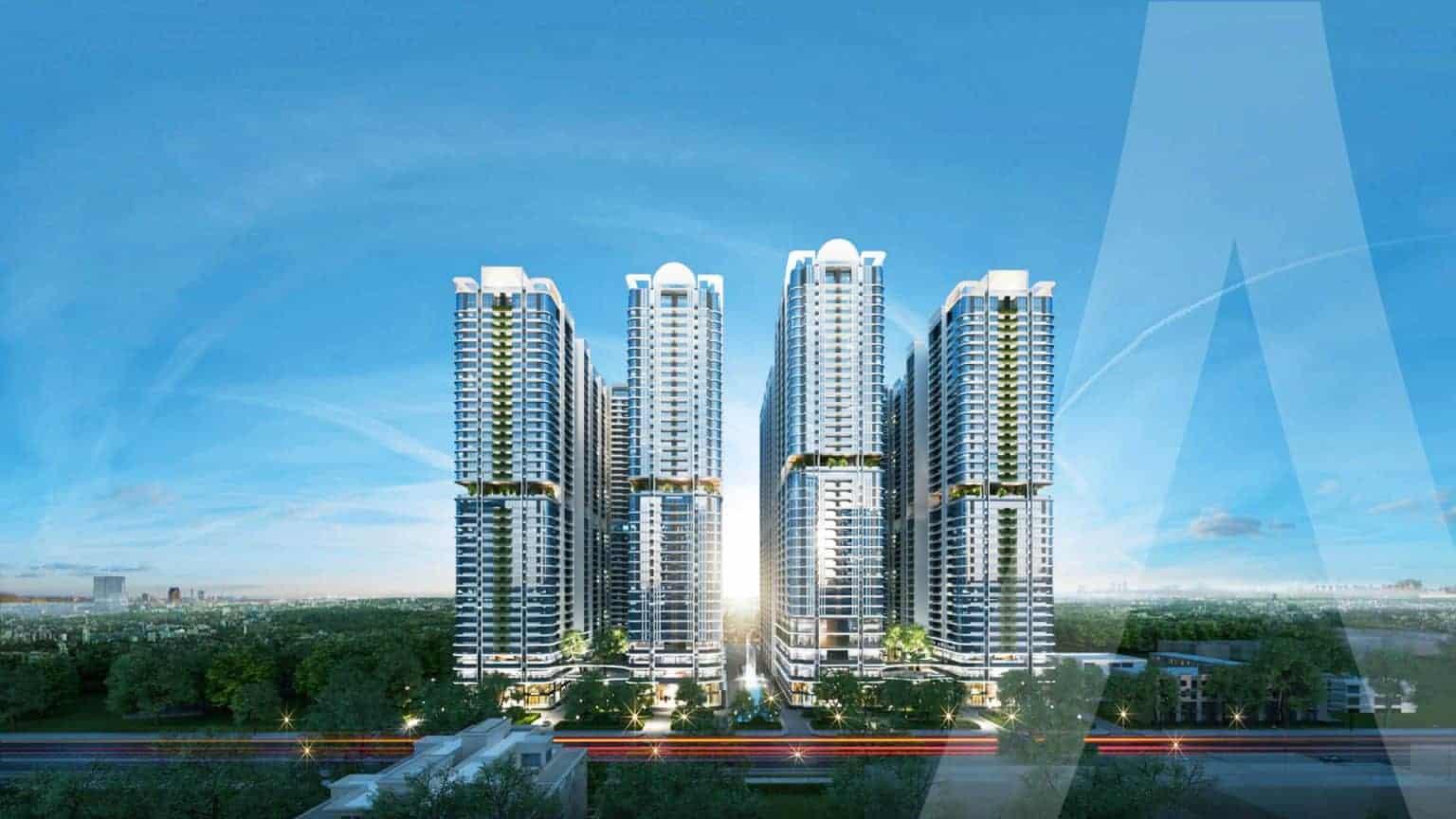 Căn hộ Astral City điểm đầu tư vàng tại Thuận An