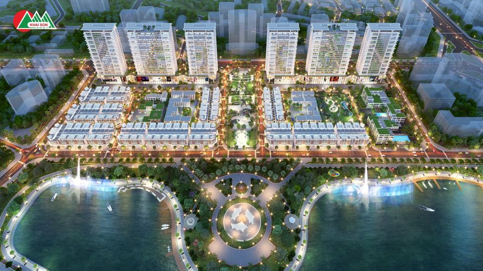 DỰ ÁN KHAI SƠN CITY