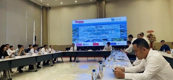 """Thuận An Bình Dương """"xây móng"""" đón dòng vốn bất động sản"""
