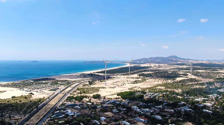 Quy Nhơn: nhiều dự án hạ tầng trọng điểm về đích tiếp tục đón sóng mới