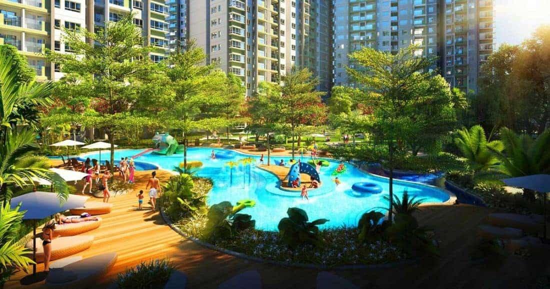 Astral City Bình Dương Thuận An: sức hấp dẫn của Căn hộ dịp cuối năm