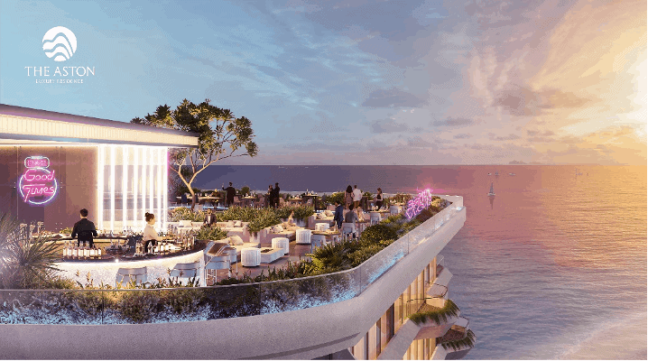 The Aston Luxury: Hệ sinh thái tiện ích đỉnh cao khu căn hộ