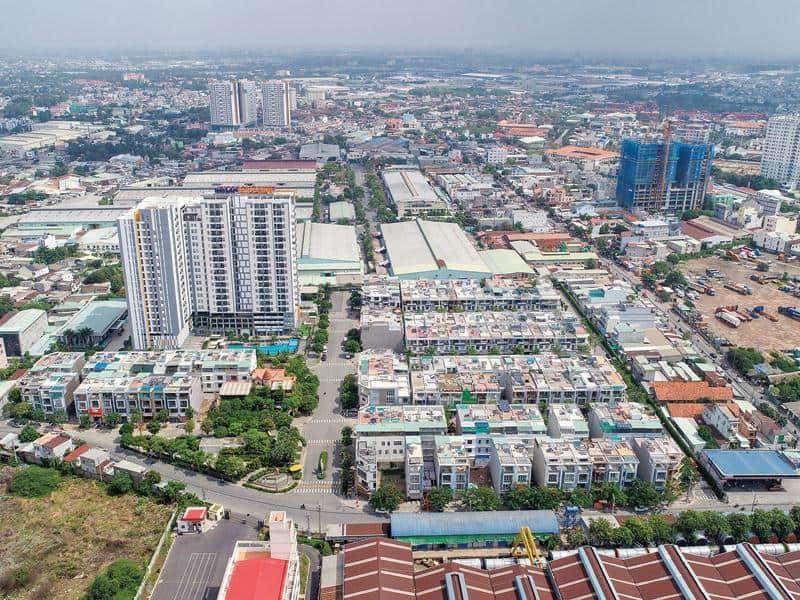 Thị trường bất động sản TP HCM 'món ngon' của năm 2021
