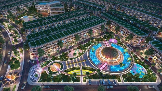 Đất nền Kỳ Co Gateway thổi bùng cảm xúc cho NĐT bất động sản