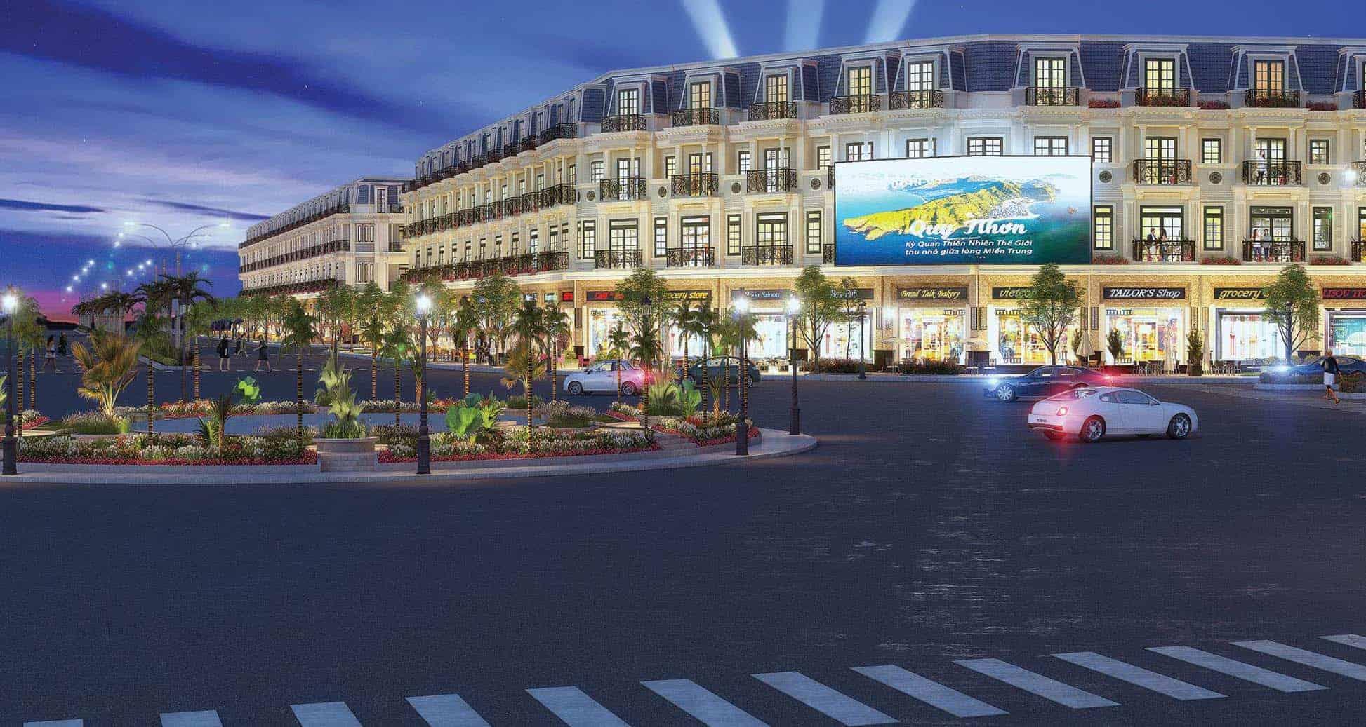 Khu đô thị Kỳ Co Gateway: Xu hướng sống mới tại đô thị ven biển