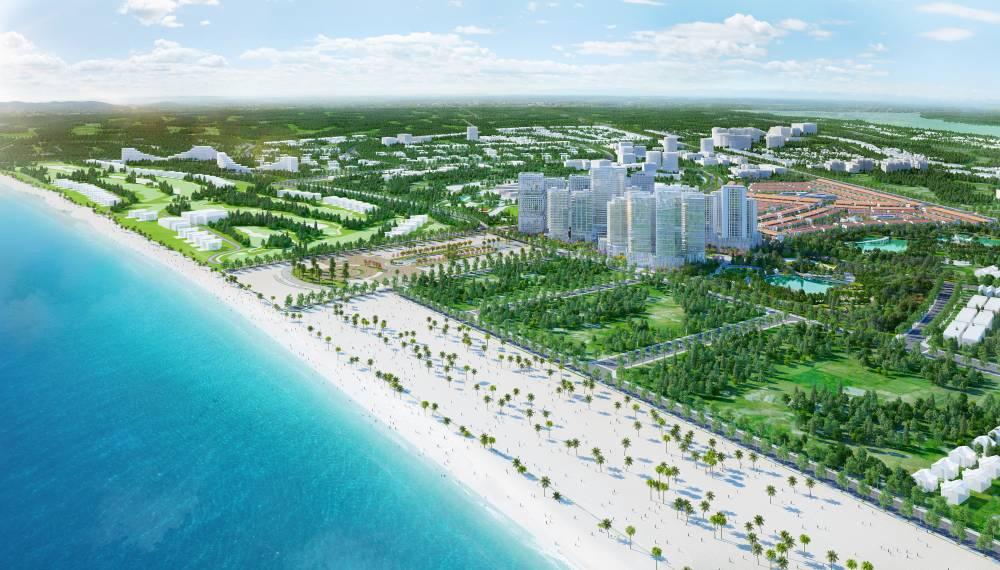 """Khám phá sức hấp dẫn của dự án Takashi Ocean Suite """"view"""" biển"""