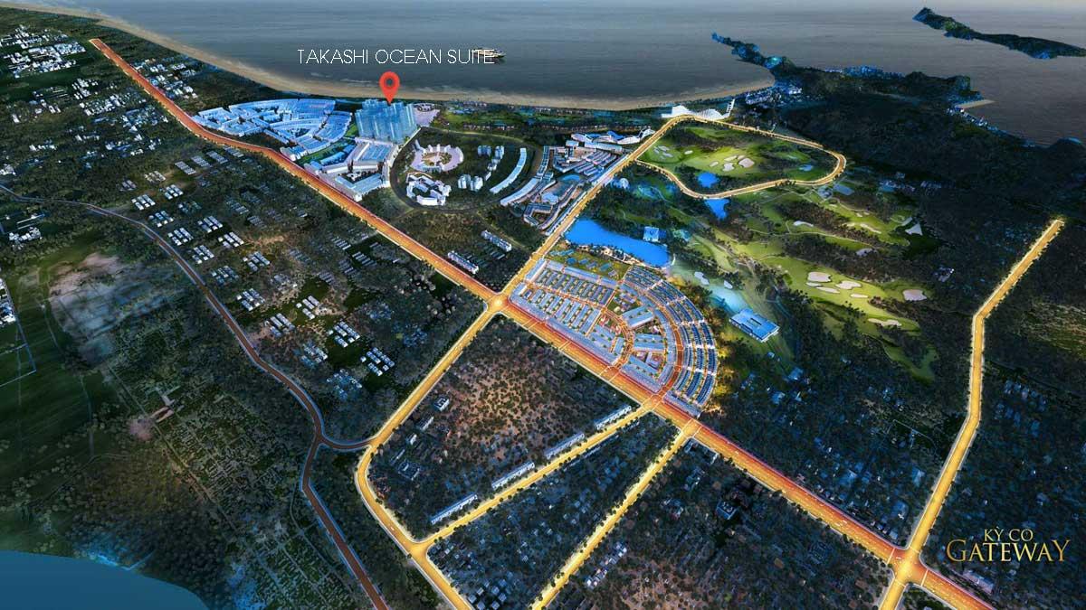 Chủ đầu tư dự án Takashi Ocean Suite Bình Định là ai?