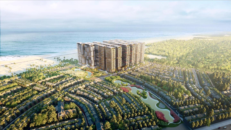 Dự án Takashi Ocean Suite một second-home sở hữu lâu dài